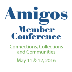 Amigos 2016 Annual Member Conference logo