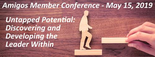 2019 Amigos Member Conference Logo