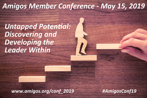 Amigos Annual Member Conference logo image