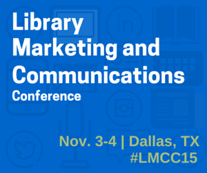 Library Marketing and Communications Conference logo