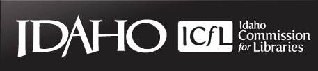 Idaho Commission for Libraries logo