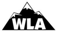 Wyoming Library Association logo