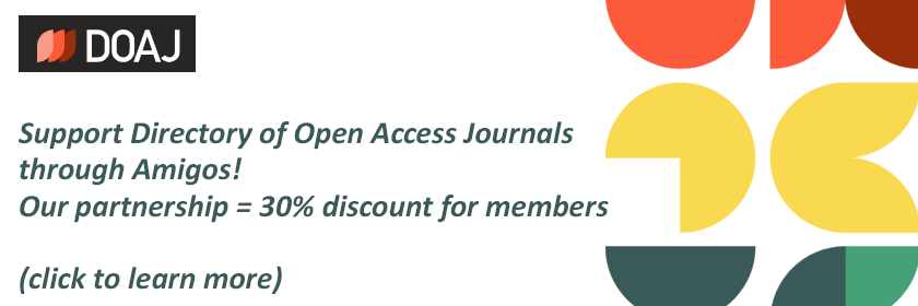 Support Directory of Open Access Journals