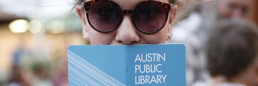 Austin Public Library image