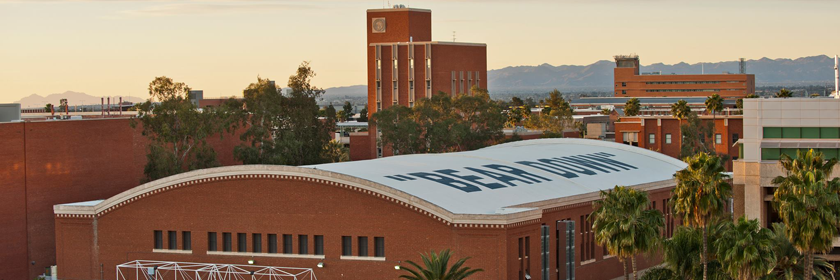 University of Arizona campus image