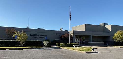 Caruthersville Public Library building image