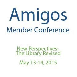 Amigos 2015 Annual Member Conference logo