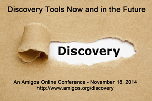 Discovery Tools Online Conference Early Bird Registration Discount