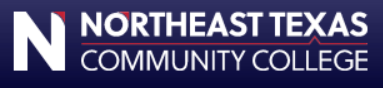 Northeast Texas Community College logo