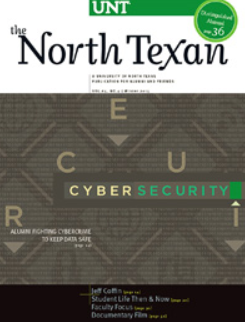 North Texan cover