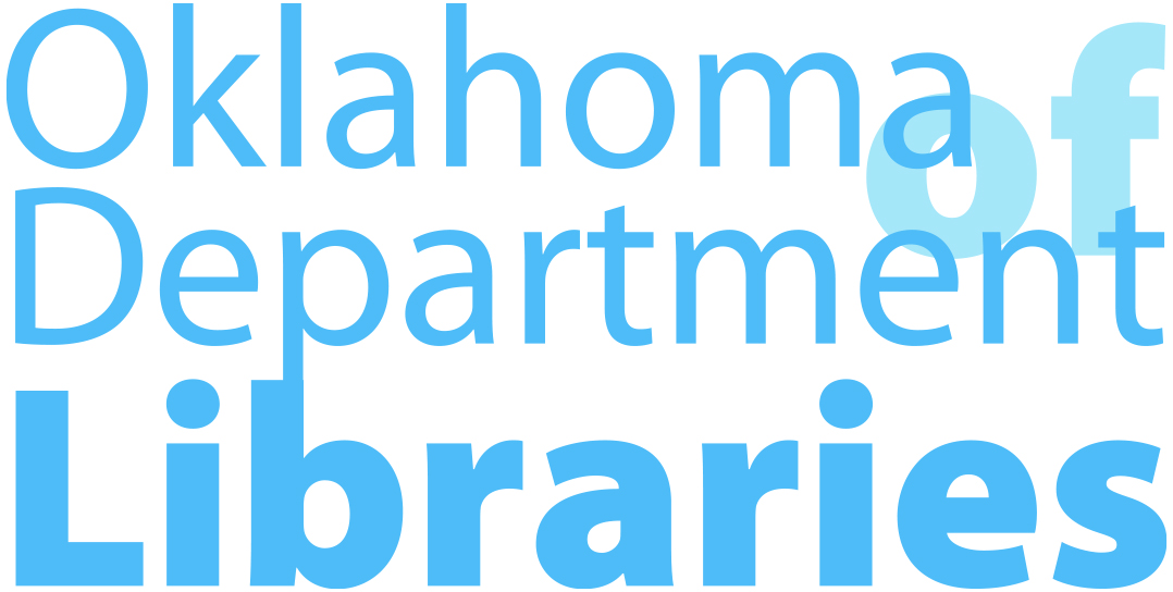 Oklahoma Department of Libraries logo
