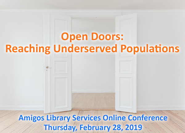Open Doors: Reaching Under-served Populations conference image