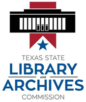 Texas State Library & Archives Commission logo