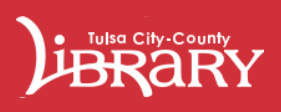 Tulsa City-County Library logo