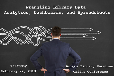 Wrangling Library Data logo