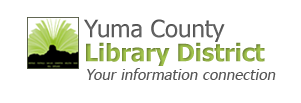 Yuma County Library District logo